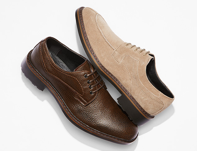 $49 & Under Loafers, Oxfords & More at MYHABIT