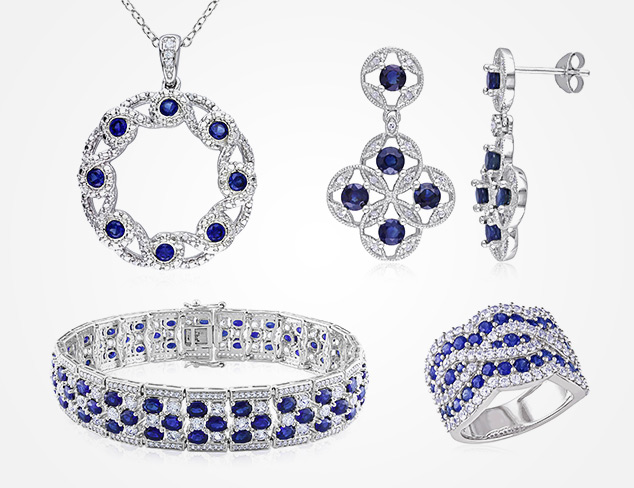 70 Off Sapphire Jewelry at MYHABIT
