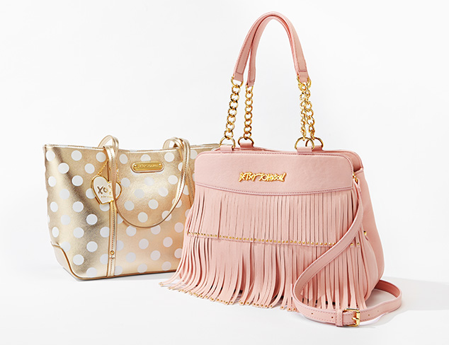 $89 & Under Handbags feat. Betsey Johnson at MYHABIT