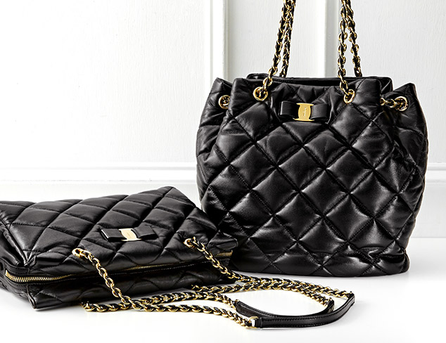 Best in Black Handbags & Accessories at MYHABIT