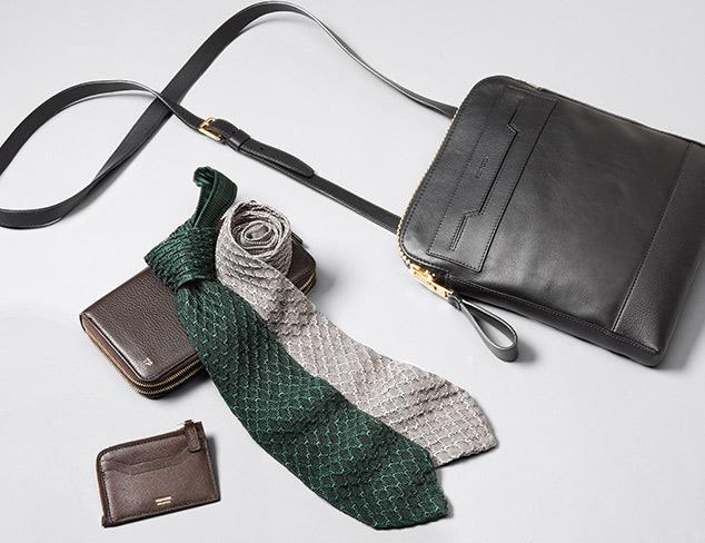 Emporio Armani Accessories at MYHABIT