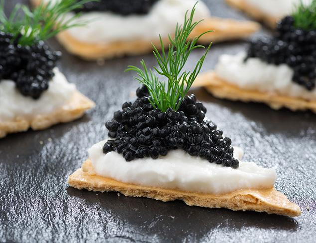 Gourmet Entertaining Caviar at MYHABIT