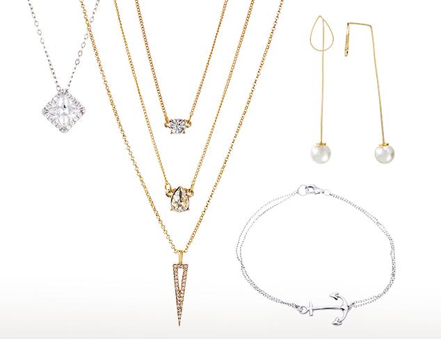 Graceful Layering Jewelry at MYHABIT