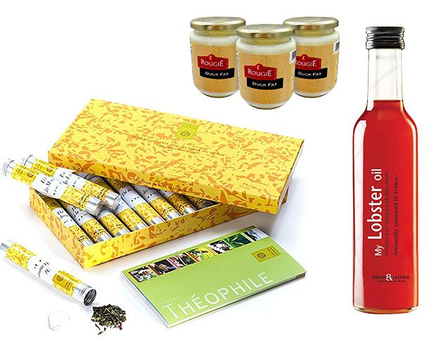 International Gourmet Treats at MYHABIT