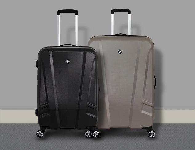 New Markdowns BMW Luggage at MYHABIT