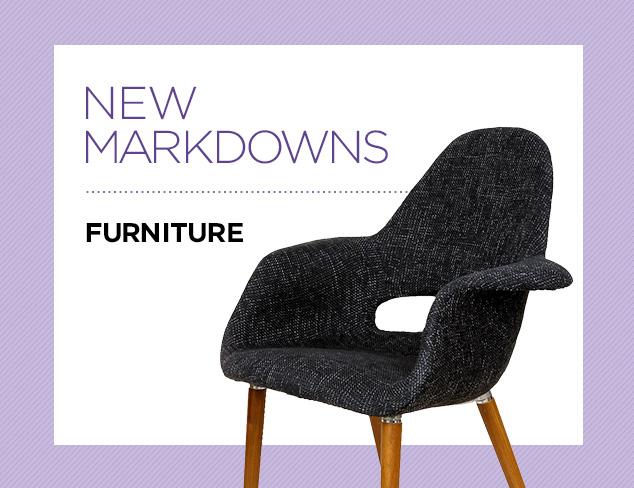 New Markdowns Furniture at MYHABIT
