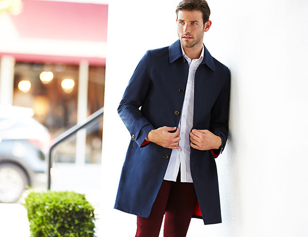 Outerwear for Every Guy at MYHABIT