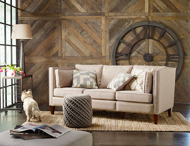 Perfect Pieces Sofas & Sectionals at MYHABIT