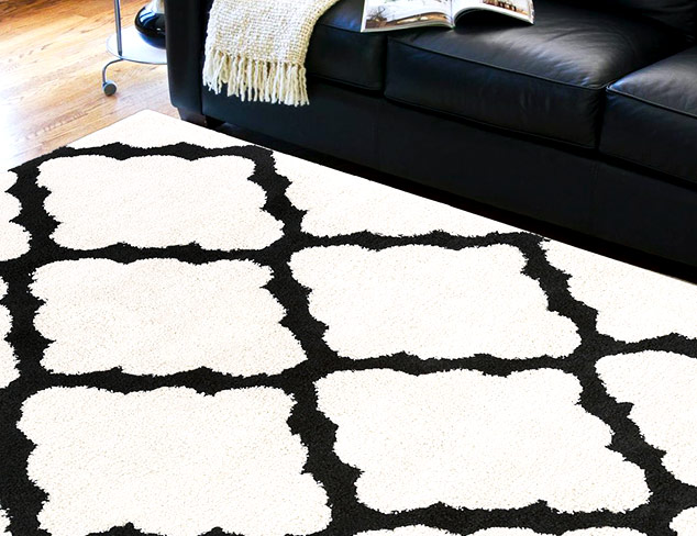 Rugs from Candice Olson at MYHABIT