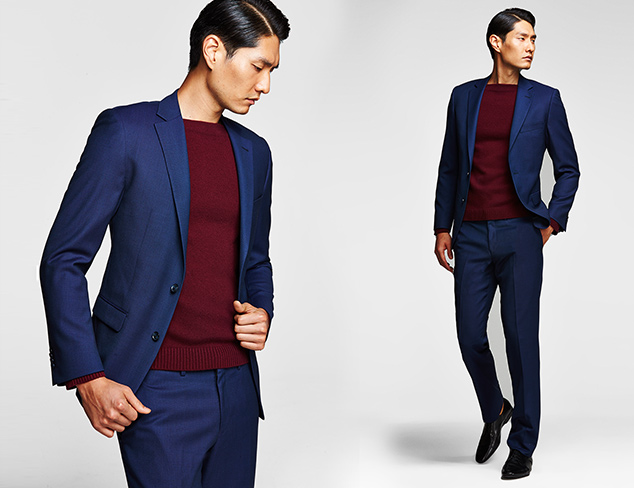 Simon Spurr Suits & Sportcoats at MYHABIT
