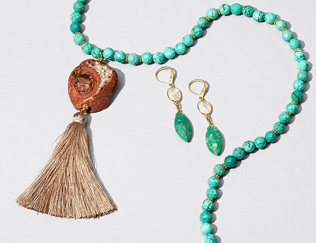 Splendid Stones Gemstone Jewelry at MYHABIT