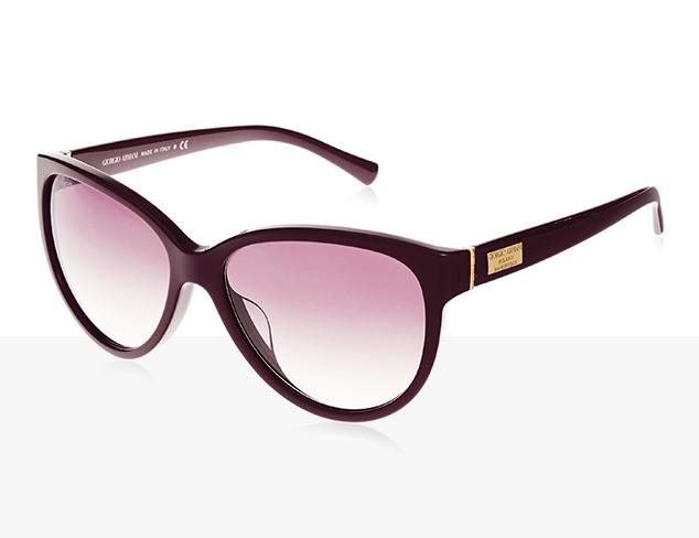 Sunglasses feat. Giorgio Armani at MYHABIT
