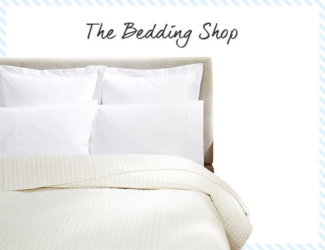 The Bedding Shop Foundations at MYHABIT