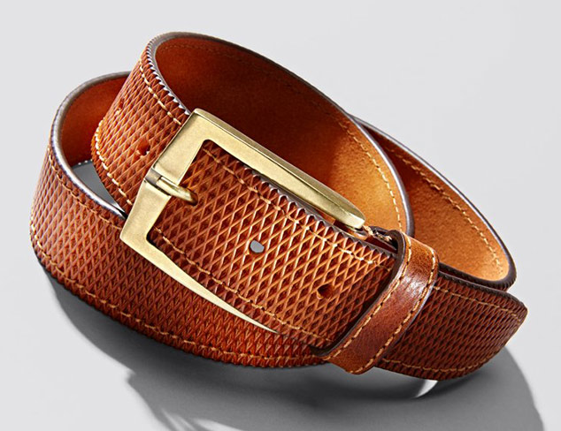 The Luxe Look Belts at MYHABIT
