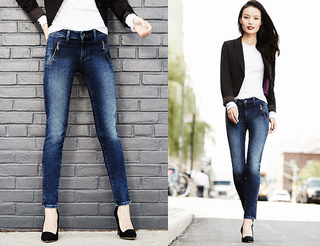 Timeless Denim Tried & True Blues at MYHABIT