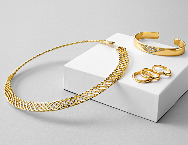 A Touch of Edge Jewelry at MYHABIT