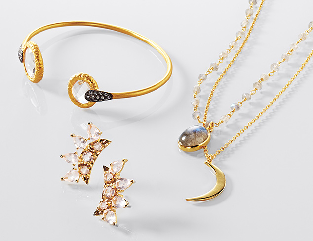 A Touch of Romance Jewelry at MYHABIT