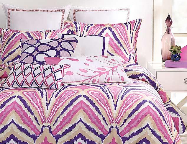 Designer Bedding Trina Turk & Nanette Lepore at MYHABIT