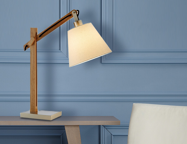 Form & Function feat. Adesso Lighting at MYHABIT