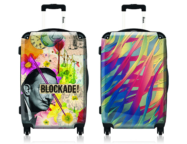 Go Bold Quirky Luggage from Ikase at MYHABIT