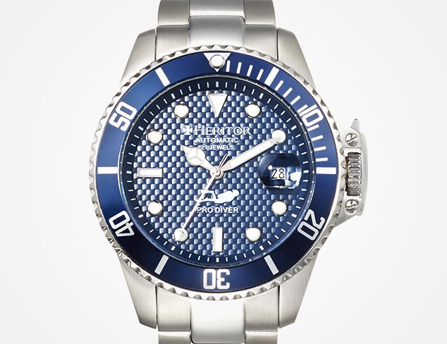 Heritor Automatic Watches at MYHABIT