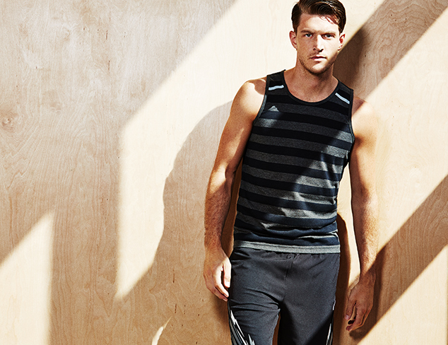 Hit the Gym Athletic Styles at MYHABIT