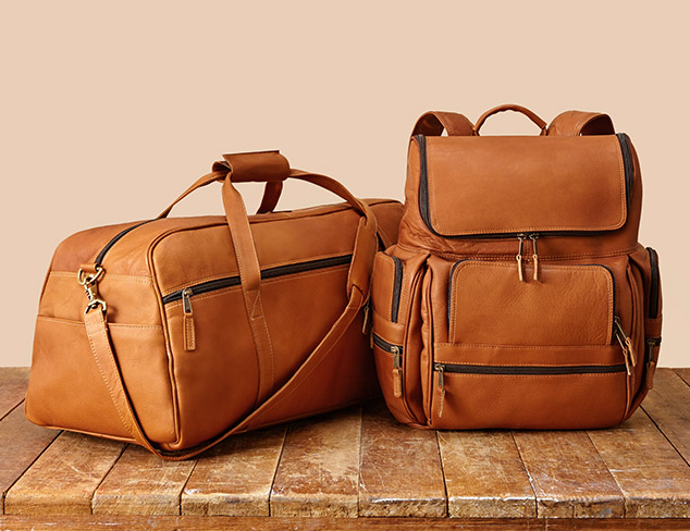 Leather Bags Messengers, Duffels & More at MYHABIT