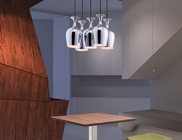 Lighting for the Modern Dining Room at MYHABIT