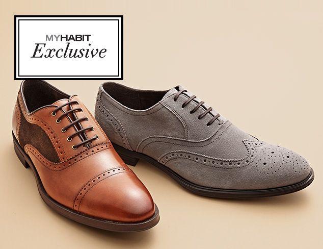 MyHabit Exclusive Franklin & Freeman Shoes at MYHABIT