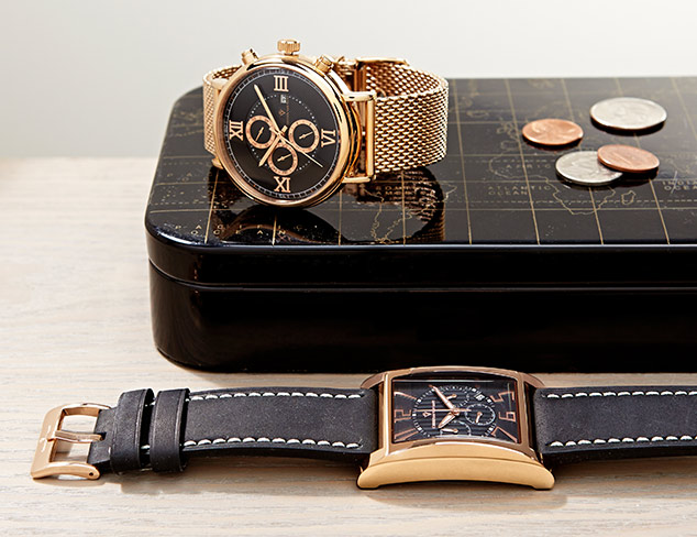 Time to Upgrade Watches at MYHABIT