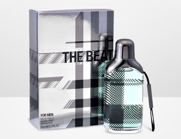 Timeless Scents feat. Burberry at MYHABIT