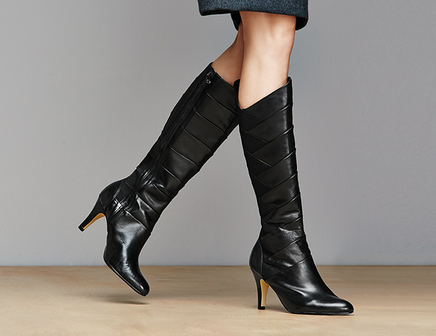 To the Knee & Beyond Tall Boots at MYHABIT