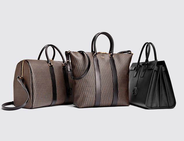 Travel in Style Investment Luggage at MYHABIT