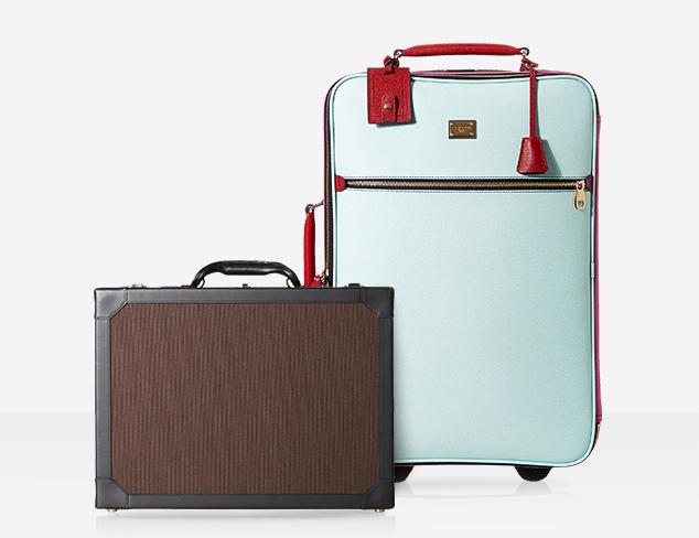 Treat Yourself Designer Luggage at MYHABIT