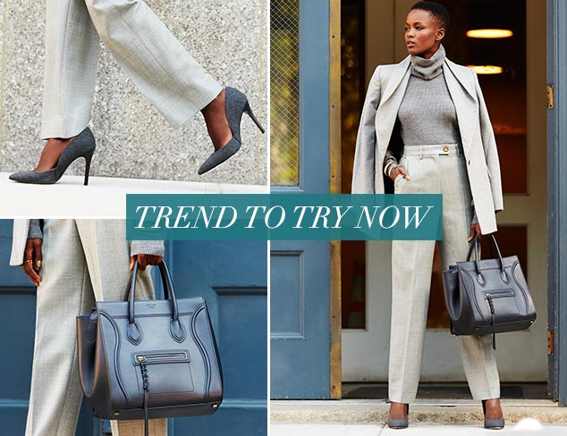 Trend to Try Now Layered Minimalism at MYHABIT