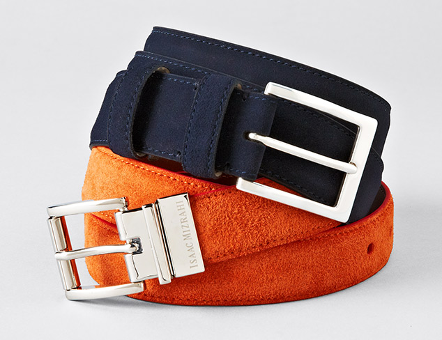 Under $35 Belts feat. Hickey Freeman at MYHABIT