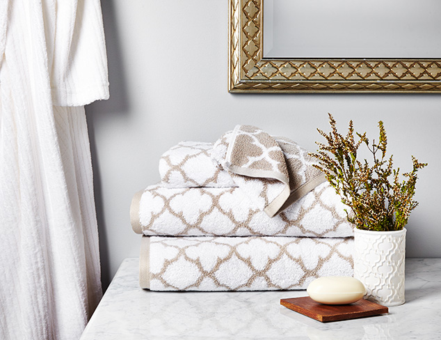 Up to 70 Off Espalma Bath Towels, Robes & More at MYHABIT
