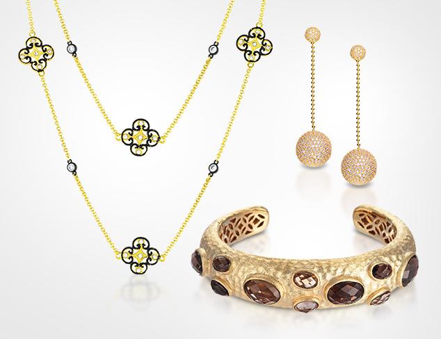Up to 80 Off Rachel Glauber Jewelry at MYHABIT