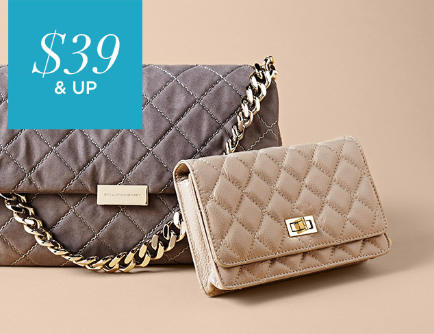 $39 & Up Casual Cross-Body Bags at MYHABIT