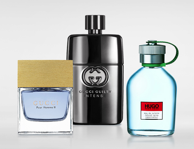 $59 & Under Fragrance Gifts for Him feat. Gucci at MYHABIT