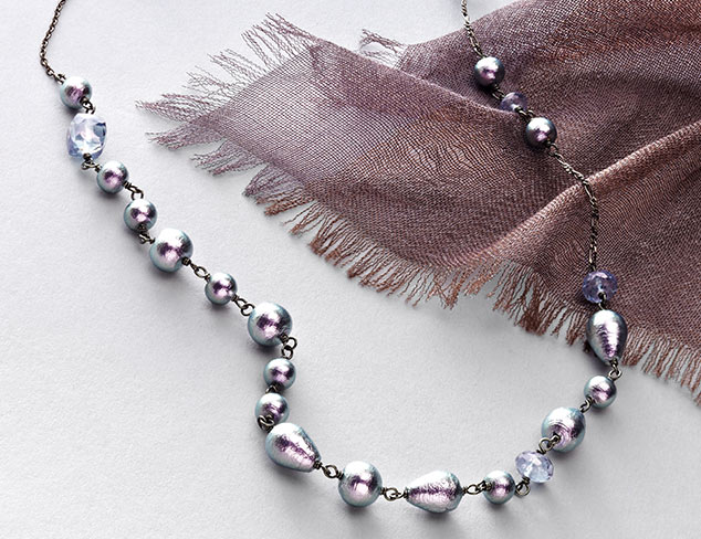 Chan Luu Scarves & Jewelry at MYHABIT