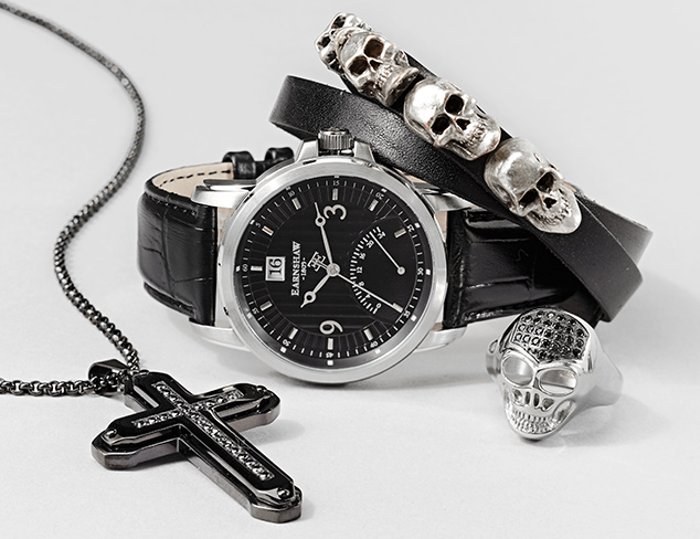 Complete the Holiday Look Jewelry & Watches at MYHABIT