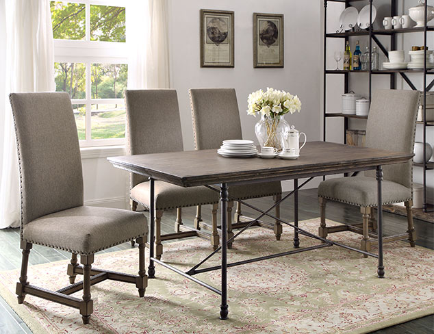 Gather Around Classic Dining Room Furniture at MYHABIT