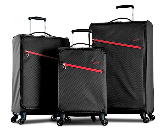 Gift With Purchase Olympia Luggage with Free Lock at MYHABIT