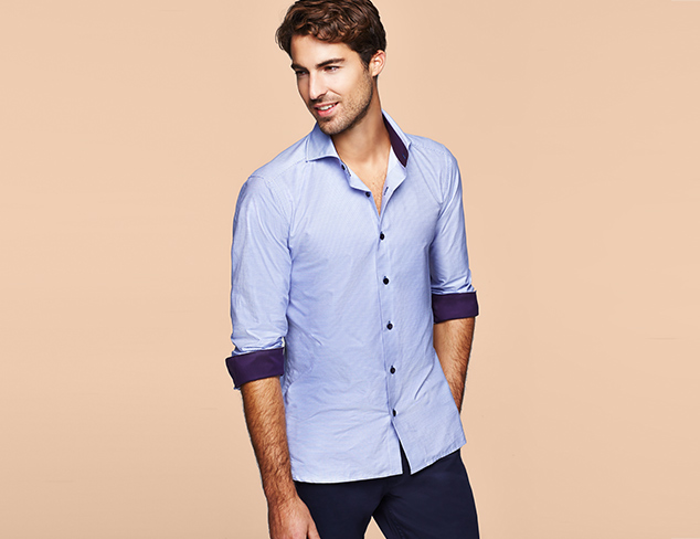 Ike Behar Sportshirts at MYHABIT