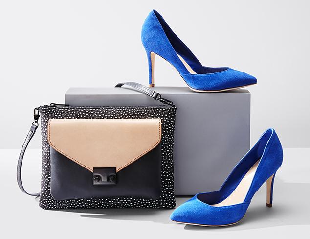 Loeffler Randall Shoes & Handbags at MYHABIT