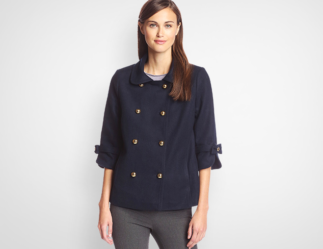 Navy is the New Black at MYHABIT