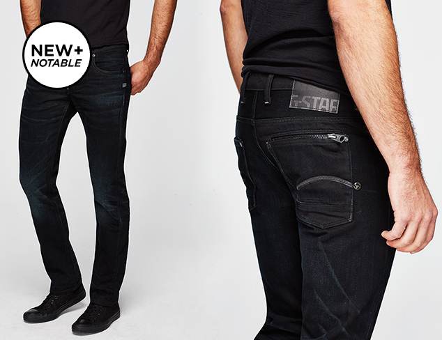 New & Notable G-Star Raw at MYHABIT