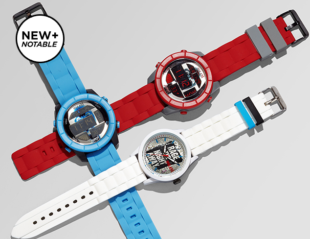 New & Notable Steve Aoki Watches at MYHABIT