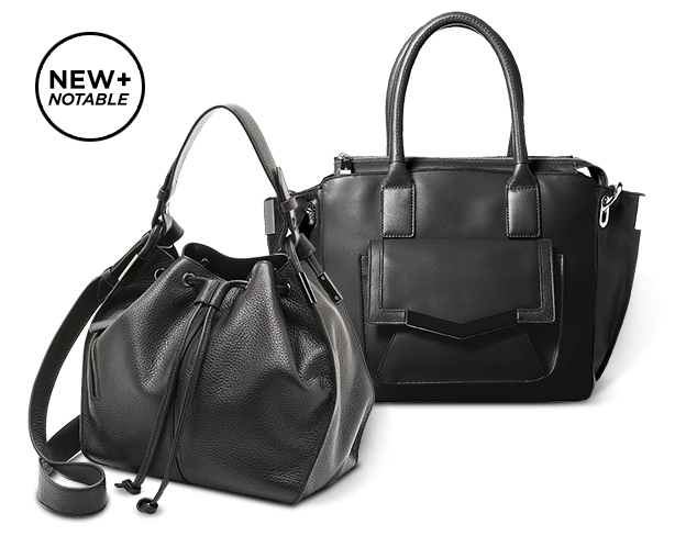 New & Notable Time's Arrow Handbags at MYHABIT